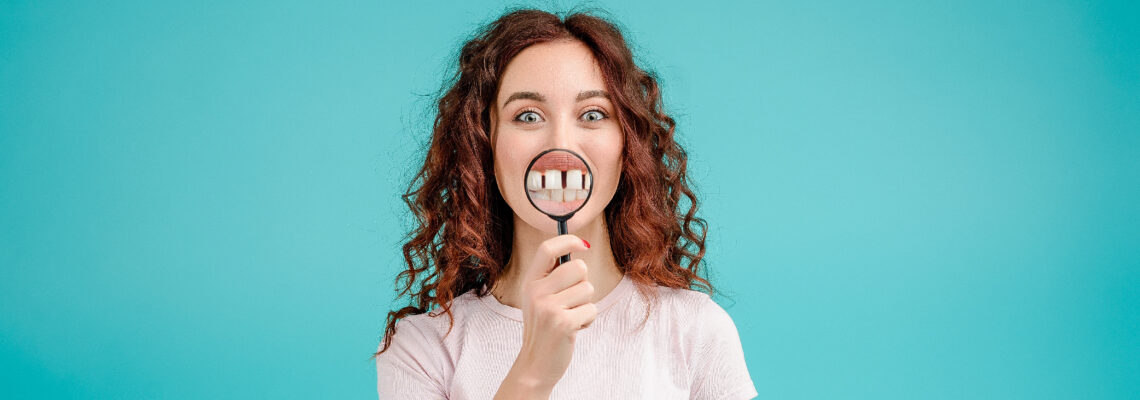 All about The Space Between Your teeth!
