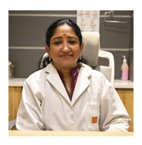 Dr Nupur Pagore Gynaecologist